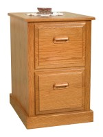 Traditional File Cabinet  -  Cat No: 453-TFC2-87  -  Click To Order  -  ID: 8109