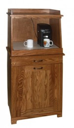 Modern Mission Coffee Bar  -  Cat No: 390-CB330-34  -  Click To Order  -  ID: 2919