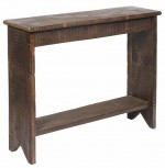 Rustic Hall Table  -  Cat No: 304-R222105-103-O  -  Click To Order  -  ID: 4159