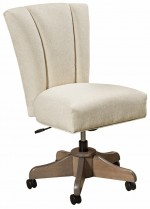 Mynda Desk Chair  -  Cat No: 203-MYNDCH-104  -  Click To Order  -  ID: 3811