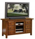 Butler Plasma TV Stand  -  Cat No: 504-666026DDR-48  -  Click To Order  -  ID: 9138
