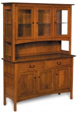 Granny Mission Hutch  -  Cat No: 403-GRANM2DRH-125  -  Click To Order  -  ID: 9515