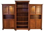 Belmont Bookcase Unit  -  Cat No: 503-BBD80GD-128  -  Click To Order  -  ID: 9656