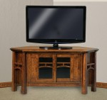 Artesa Corner Media Console  -  Cat No: 504-FVE3060ABP-107  -  Click To Order  -  ID: 5031