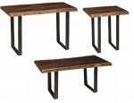 U Base Occasional Tables  -  Cat No: 300-5078-0301ST-96  -  Click To Order  -  ID: 7519