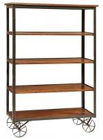 Harper Bookcase  -  Cat No: 455-HR60BC-108  -  Click To Order  -  ID: 9580