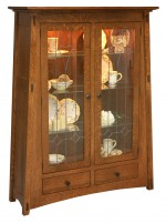 McCoy Curio Cabinet  -  Cat No: 418-MC133-127  -  Click To Order  -  ID: 9048
