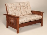 Empire Loveseat  -  Cat No: 227-821-ELF-117  -  Click To Order  -  ID: 8924