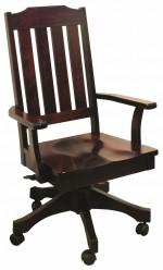 Wilson Desk Chair  -  Cat No: 203-98DA-27  -  Click To Order  -  ID: 1016