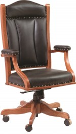 Buckeye Desk Chair  -  Cat No: 203-DC55-44  -  Click To Order  -  ID: 1026