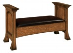 Breckenridge Bench  -  Cat No: 560-BRSB-141  -  Click To Order  -  ID: 6941