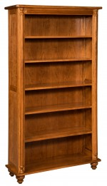 Rosemont Bookcase  -  Cat No: 455-LA246-126  -  Click To Order  -  ID: 8940