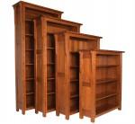 Boston Bookcase  -  Cat No: 503-BO411448BC-128  -  Click To Order  -  ID: 9666