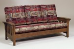 Bow Arm Sofa  -  Cat No: 226-803BASF-117  -  Click To Order  -  ID: 4988