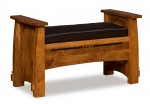 Colebrook Dressing Bench  -  Cat No: 586-CB45DBD-129  -  Click To Order  -  ID: 9801