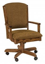 Morris Desk Chair  -  Cat No: 203-MORDSKCH-104  -  Click To Order  -  ID: 9293