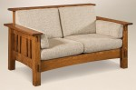 McCoy Loveseat  -  Cat No: 225-922MLF-117  -  Click To Order  -  ID: 5902