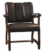 Edelweiss Client Chair  -  Cat No: 203-EL83L-44  -  Click To Order  -  ID: 7641