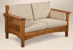 Pioneer Loveseat  -  Cat No: 227-252PL-117  -  Click To Order  -  ID: 5651