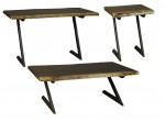 Z Base Occasional Tables  -  Cat No: 300-5019-0303ST-96  -  Click To Order  -  ID: 6184