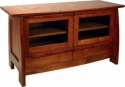Grand River TV Stand  -  Cat No: 504-4002-0105GRTV44-96  -  Click To Order  -  ID: 8438