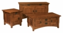 Logan Occasional Tables  -  Cat No: 301-LG2122E-108  -  Click To Order  -  ID: 7433