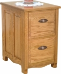 Laurel File Cabinet  -  Cat No: 453-LFC2-87  -  Click To Order  -  ID: 8110