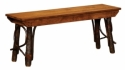 Hickory Bench  -  Cat No: H250-301-135-O  -  Click To Order  -  ID: 8570