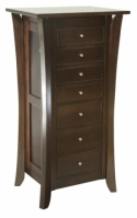Caledonia Jewelry Armoire  -  Cat No: 606-J011175-103-O  -  Click To Order  -  ID: 7920