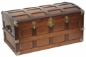 Steamer Trunk  -  Cat No: 600-T203000-103-O  -  Click To Order  -  ID: 7882