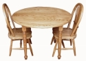 Child's Round Table & Sheaf Chair  -  Cat No: 110-C080941-C080903-103-O  -  Click To Order  -  ID: 7831