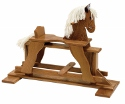 Glider Rocking Horse  -  Cat No: 676-10-50-69  -  Click To Order  -  ID: 255