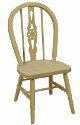 Child's Windsor Chair  -  Cat No: 220-70WC-26  -  Click To Order  -  ID: 3405