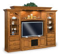 Hoosier Heritage Wall Unit  -  Cat No: 502-FVE049HH-107  -  Click To Order  -  ID: 5028