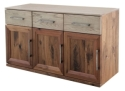 Fuzed Sideboard  -  Cat No: 415-34011-19  -  Click To Order  -  ID: 8014
