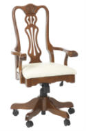 Regal Office Chair  -  Cat No: 203-6195STB-72  -  Click To Order  -  ID: 6256