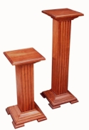 Pedestal Plant Stand  -  Cat No: 315-P121604-103-O  -  Click To Order  -  ID: 7974