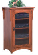 Mission Stereo Cabinet  -  Cat No: 505-SCOSCM-116  -  Click To Order  -  ID: 7126