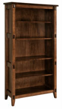 Bungalow Bookcase  -  Cat No: 455-SC3665BUNG-116  -  Click To Order  -  ID: 8286
