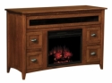 Monroe Fireplace  -  Cat No: 323-MONFP-23-MDC-114  -  Click To Order  -  ID: 7684