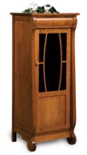 Old Classic Sleigh Stereo Cabinet  -  Cat No: 505-FVE026OCS-107  -  Click To Order  -  ID: 5036