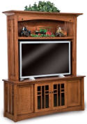 Kascade Plasma Stand w/Hutch  -  Cat No: 502-FVE060KS-107  -  Click To Order  -  ID: 5024