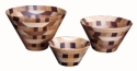 Mixed Wood Bowl  -  Cat No: 321-B152012-103-O  -  Click To Order  -  ID: 8033