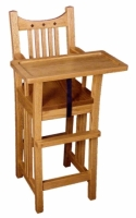 Royal Mission Highchair  -  Cat No: 215-H091809-103-O  -  Click To Order  -  ID: 7874