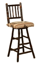 Westville Memory Swivel Barstool  -  Cat No: H210-278-135-O  -  Click To Order  -  ID: 8563