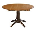 Hickory Dining Table  -  Cat No: H101-205-135-O  -  Click To Order  -  ID: 8553