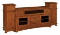 Kenwood TV Stand w/Towers  -  Cat No: 504-SC87KETOW-116  -  Click To Order  -  ID: 7658