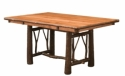 Twig Trestle Table  -  Cat No: H101-214-135-O  -  Click To Order  -  ID: 8556