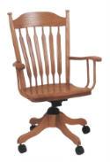 Alberta Desk Chair  -  Cat No: 203-AC152AD4B-38  -  Click To Order  -  ID: 5572