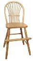 Sheafback Youth Chair With Footrest  -  Cat No: 220-86SYC-23  -  Click To Order  -  ID: 669